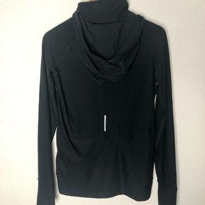 Nike Jackets & Coats - Black Nike Running Jacket Women's Medium